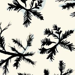 Pinewood X Snowflakes