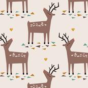 hello sweet reindeer