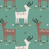 Hello sweet reindeer v2