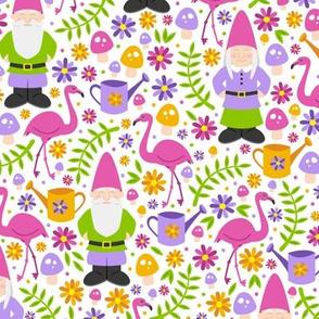 Gnome Garden (Spring)
