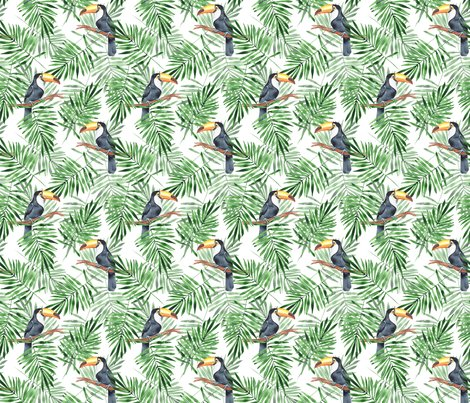 Rrrrrrrpalm_leaves_and_toucan._watercolor_seamless_pattern_4_shop_preview