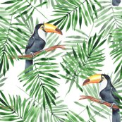 Rrrrrrrpalm_leaves_and_toucan._watercolor_seamless_pattern_4_shop_thumb