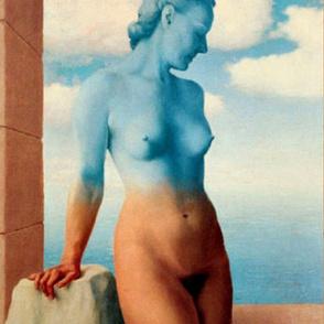 La Magie Noire Rene Magritte