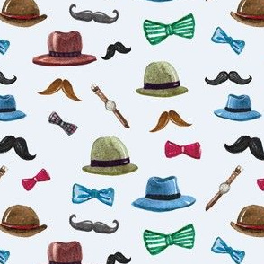 Mustache_Fathers_Day_Hats_Watercolor_Little_Man-01
