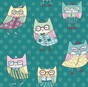 Dapper_owls-spoonflower_teal_shop_thumb