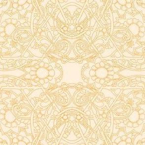 Simple Peachy Lines #5989652