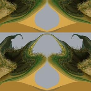 Seagulls Emerging  (large)