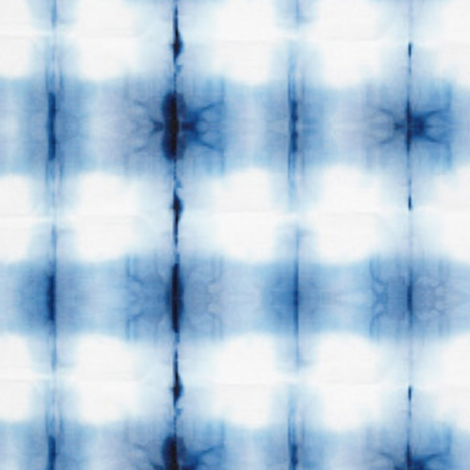 shibori plaid fabric by pricedesigns on Spoonflower - custom fabric