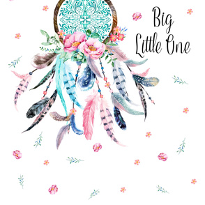"56""x72"" - Dream Big Little One 2 Yards"