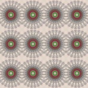 Interlocked Spirographs