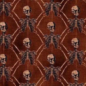 Skeletons Rising-orange