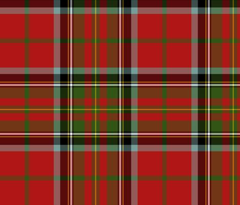 "Stewart / Stuart of Galloway - 12"" fabric by weavingmajor on Spoonflower - custom fabric"