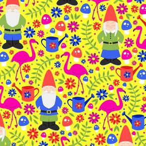 Gnome Garden (Yellow)
