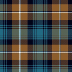 Liverpool regimental tartan simple, 10""