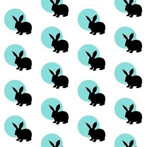 bunny and dot
