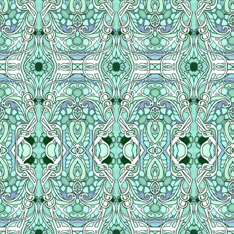 Immaculate Excessive fabric by edsel2084 on Spoonflower - custom fabric
