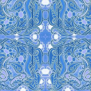 Paisley Curl Blues