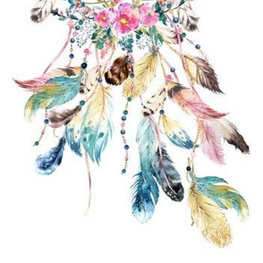 "7"" Bohemian Dreams / LESS SPACING / Dream Catcher"