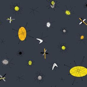Atomic Starburst Citron Dream