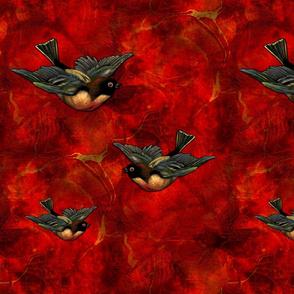 Lava Birds