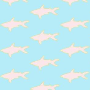Pink Sharks