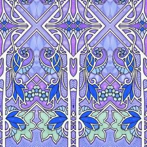 The Art Nouveau Droop