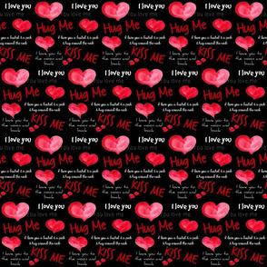 Valentine's Fabric