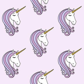 unicorn || purple