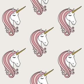 unicorns || pink