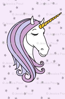 unicorns || purple stars