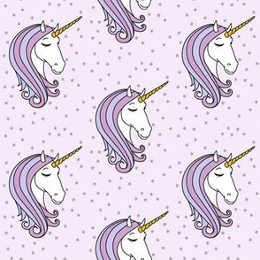 unicorns || purple stars