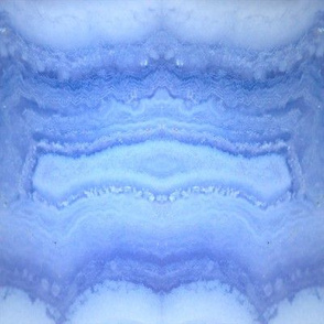 Shy Line (Blue Lace Agate)