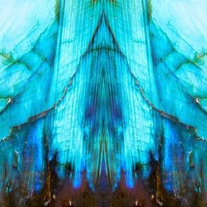 I Rise (Blue Labradorite)