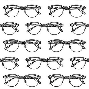 Eye Glasses // Large