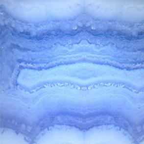 Blue Lace Agate Fat Quarter