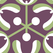 mistletoe 3m : geometric