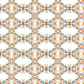 small kaleidoscope birds