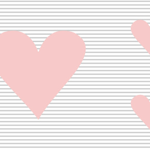 Heart Blanket || Minky Layout