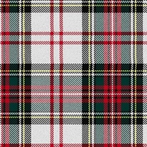 Stewart tartan white plaid outlander
