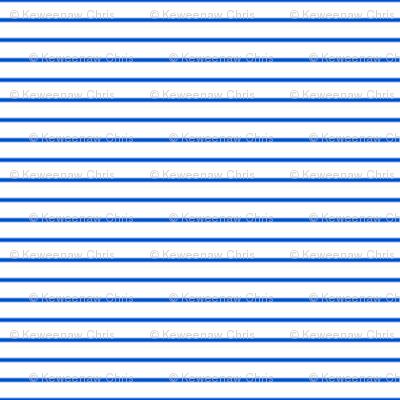 fine stripe blue