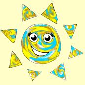 Jazzy Sunshine-CENTER