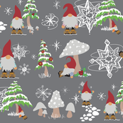 Winter Gnomes (Full Size)