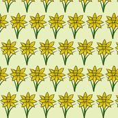 Daffodil-pale green
