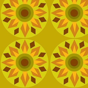 olive mandala geo
