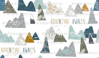 Adventure Awaits (SMALL) white