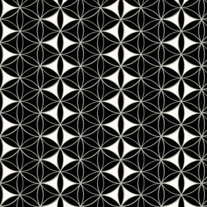 X_pattern_Black_White