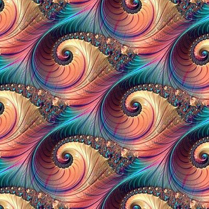 fractal feather