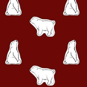 hey, bears. // red