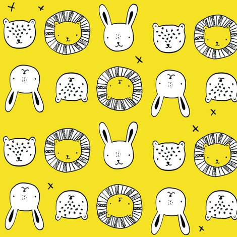 Ranimal_friends__yellow_shop_preview