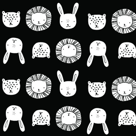Ranimal_friends__black_and_white_shop_preview